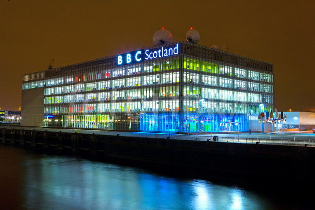 BBC Scotland Energy Management