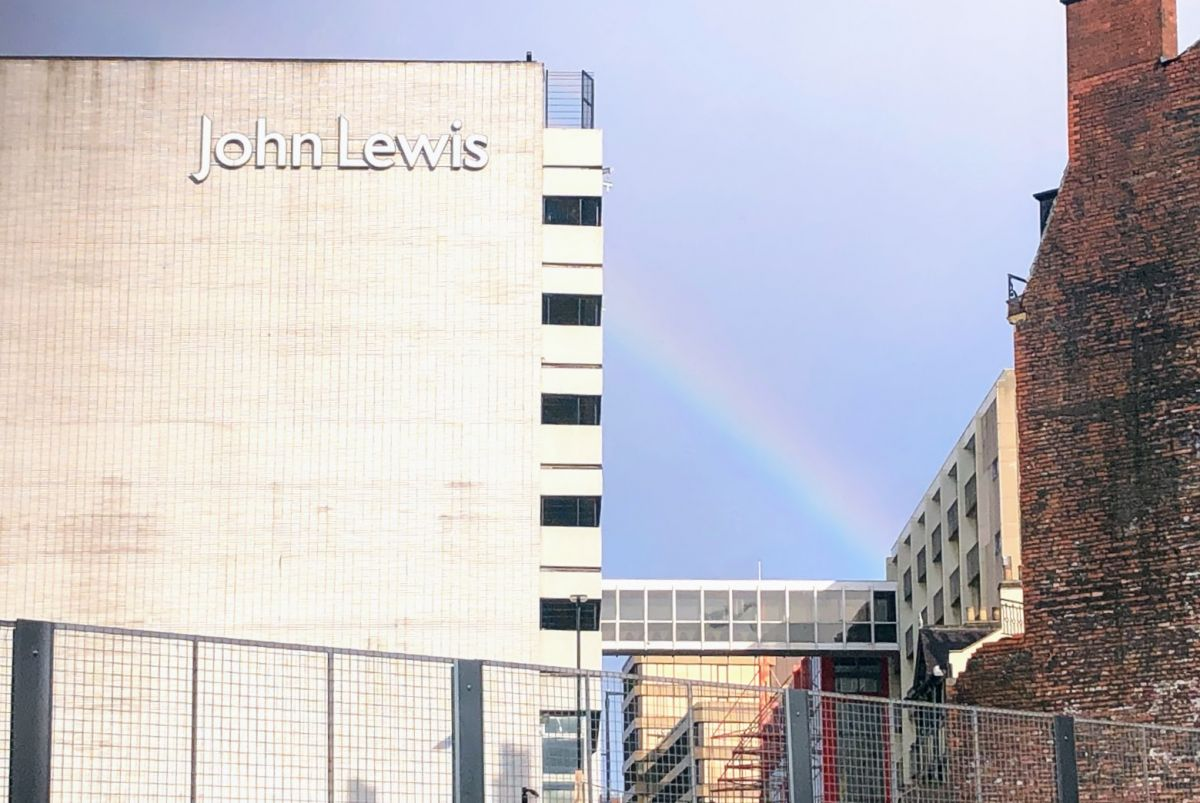 John Lewis, Sheffield: Comms Room and Admin Hub Relocation