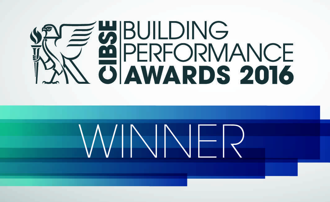 Lateral Win CIBSE Collaborative Working Partnership Award